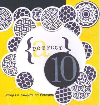 Circle Circus A Perfect 10